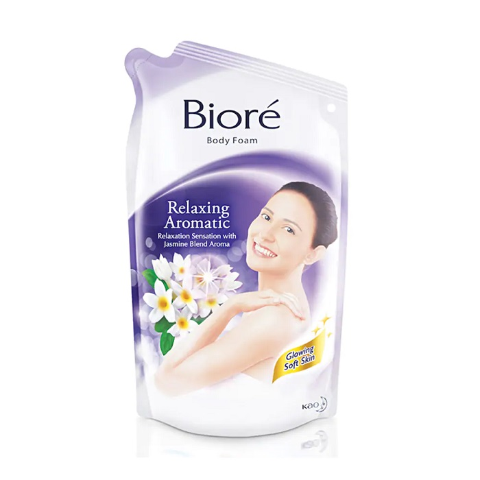 Biore Body Foam Relaxing Aromatic 450ML