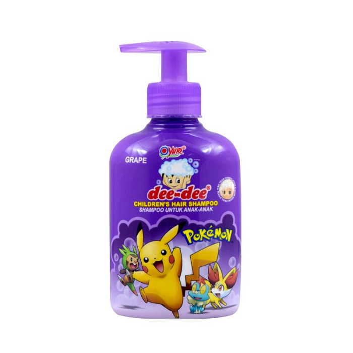 DEE DEE SHAMPOO GRAPE 250ML