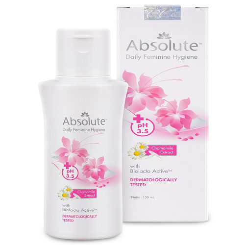ABSOLUTE FEMININE HYGIENE CHAMOMILE EXTRACT 150ml